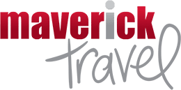 Maverick Travel Logo