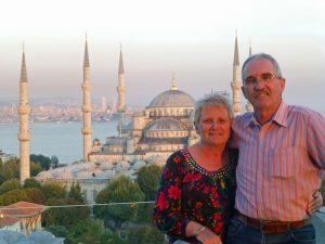 2a Istanbul Blue Mosque