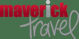 Maverick Travel Logo